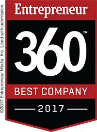 Entrepreneur 360 Logo for 2017