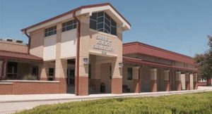 Image of a Lovejoy ISD Campus